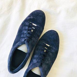 EUC Vince Canyon Sneakers Navy